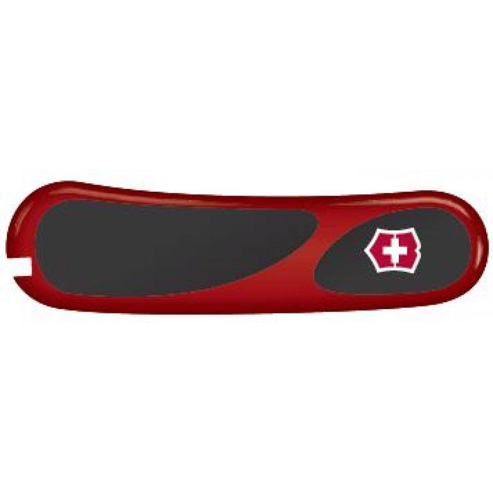 Передняя накладка для ножей VICTORINOX 85 мм, пластиковая, красно-чёрная C.2730.C3