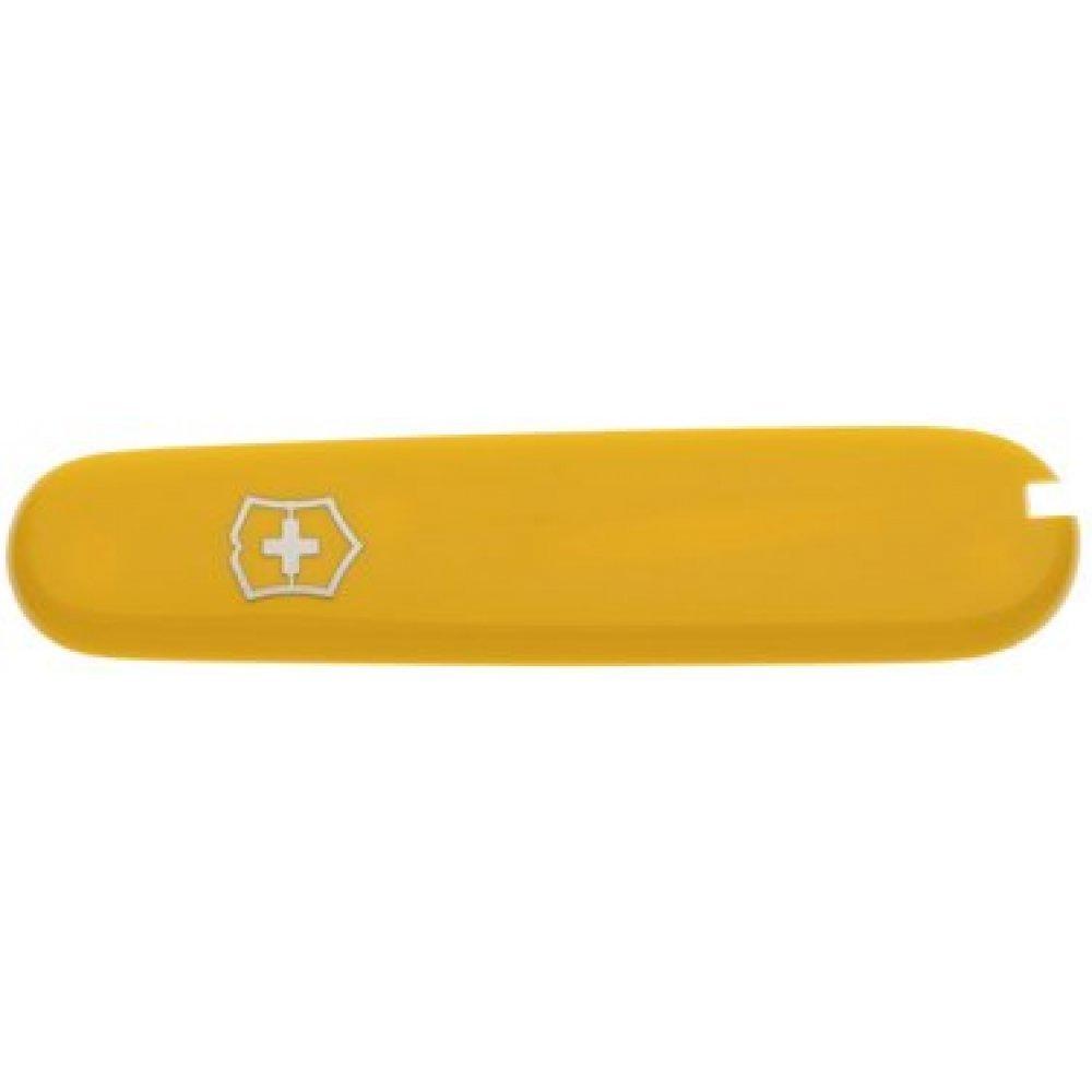 Передняя накладка для ножей VICTORINOX 91 мм, пластиковая, жёлтая C.3608.3