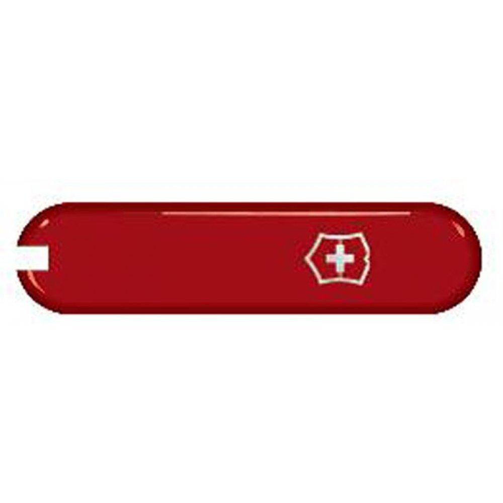 Передняя накладка для ножей VICTORINOX 58 мм, пластиковая, красная C.6200.3