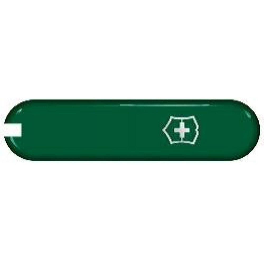 Передняя накладка для ножей VICTORINOX 58 мм, пластиковая, зелёная C.6204.3