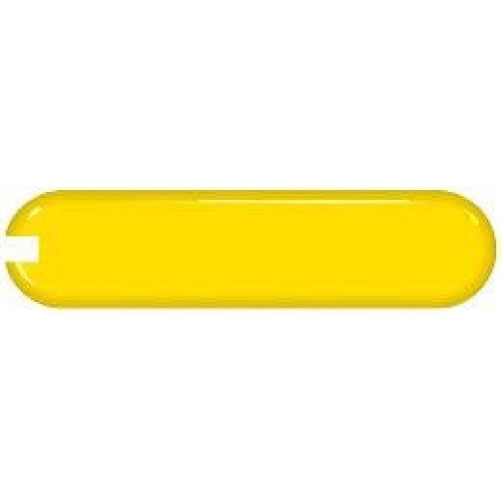 Задняя накладка для ножей VICTORINOX 58 мм, пластиковая, жёлтая C.6208.4