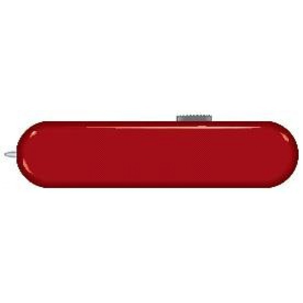 Задняя накладка для ножей VICTORINOX 58 мм, пластиковая, красная C.6300.4