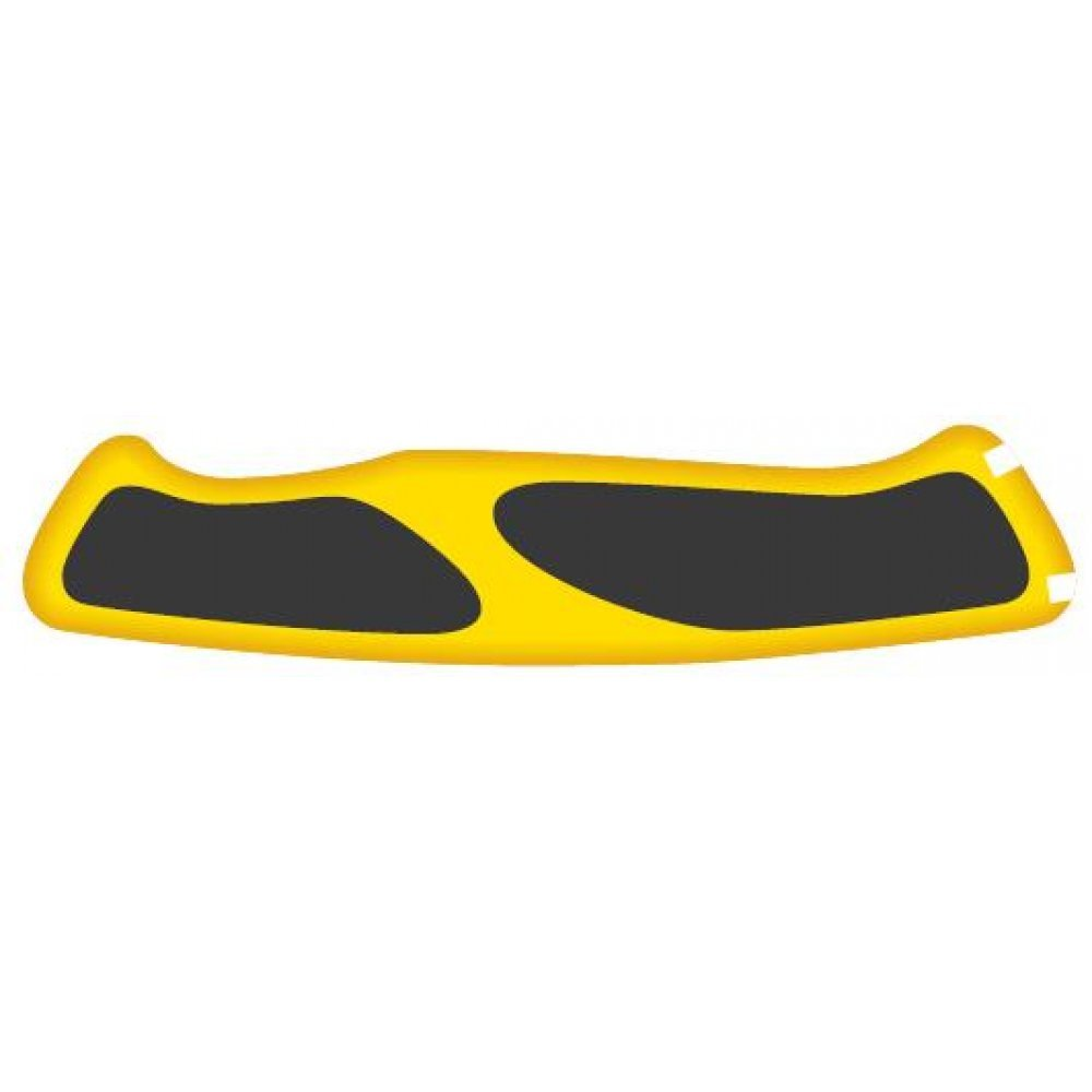 Задняя накладка для ножей VICTORINOX 130 мм, нейлоновая, жёлто-чёрная C.9538.C4