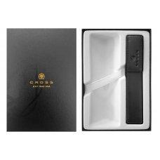 Набор Cross: черный чехол для ручки в коробке с местом под ручку GWP47-1