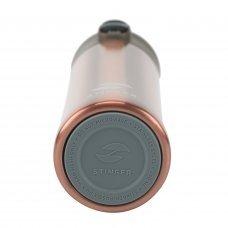 Термокружка Stinger, 0.35 л, сталь/пластик, розовое золото глянцевый, 8.4 x 7 x 21.2 см