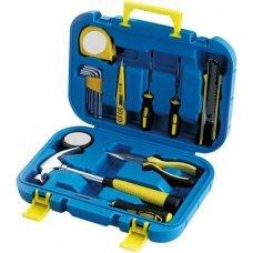 Набор инструментов Stinger, 15 инструментов, в пластиковом кейсе, 290х75x205 мм NST028016