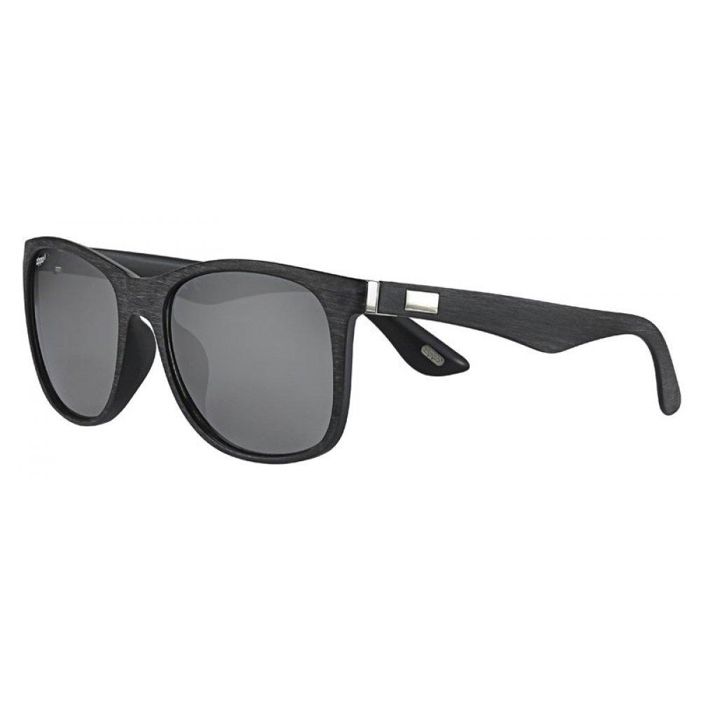 Очки солнцезащитные ZIPPO, серые, оправа, линзы и дужки из поликарбоната OB57-02