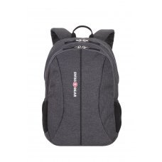 Рюкзак SWISSGEAR 13, cерый, ткань Grey Heather/ полиэстер 600D PU , 33х16х45 см, 23 л SA5639424408