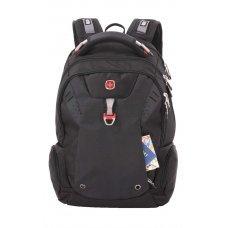Рюкзак SWISSGEAR, 15, черный, полиэстер 900D, 32х24х46, 34 л SA5902201416