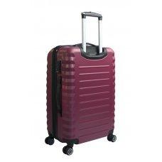 Чемодан WENGER FRIBOURG, красный, АБС-пластик, 41x27x69 см, 64 л SW32300167