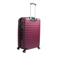 Чемодан WENGER FRIBOURG, красный, АБС-пластик, 46x30x79 см, 97 л SW32300177