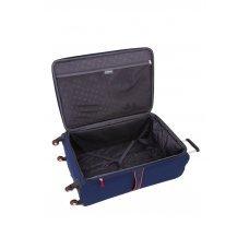 Чемодан WENGER AROSA, синий,  полиэстер 750x750D добби, 46 x 29 x 81 см, 75 л WG6593307177